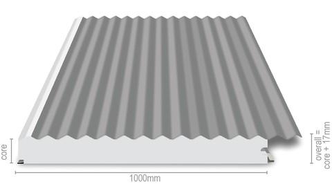 corrolink s roofing profile
