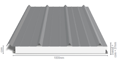spacemaker roofing profile