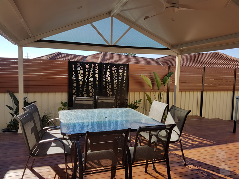Gable Insulated Patio At Eagle Vale Cnc Home Additions