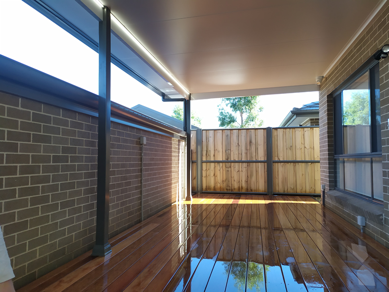 Merbau Timber Deck
