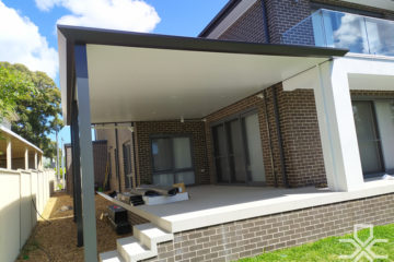 Insulated Patio Hurstville