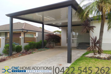 Gable Carport Bankstown