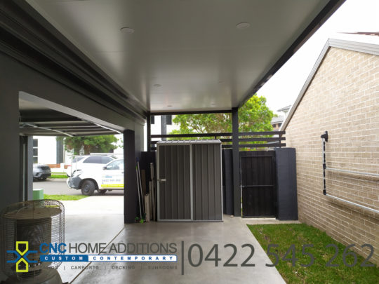 Insulated Patio Pemulwuy