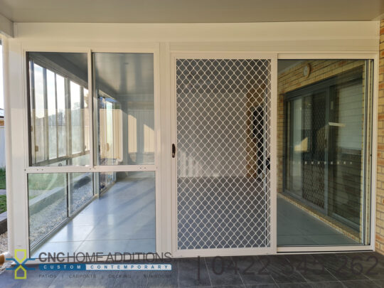 Glass Insulated Enclosure Quakers Hills