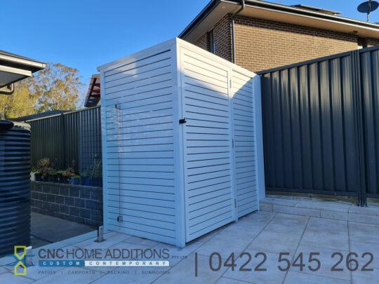 Pool Pump Enclosure Cover